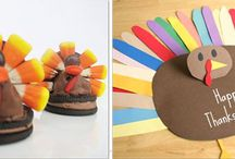 Thanksgiving Ideas / by Heather Miller