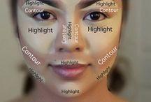 Makeup  / Beautiful makeup  / by Katelyn Jackson
