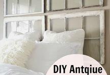 antique ideas / by Amber Bertsch
