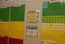 Data Wall Ideas / by Angela Hocking