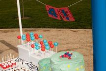 birthday 4 years spiderman / by Anna Nezhalsky