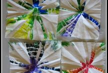 tie dye / by Mary Hutchison-Brumley