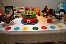 Birthday party / Birthday Party ideas for the kiddos / by Annie Seaton