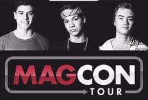 Magcon men / All things magcon... Mostly Hayes Grier and Nash Grier  / by Faith R