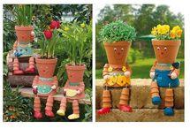 Garden Ideas / by Kym Nagel