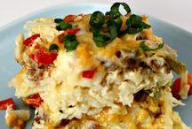 Breakfast Casseroles / by CLIFF MANOR INN