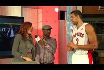 #RTZasks Media Day 2012 / by Toronto Raptors
