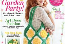 Crochet Today March/April 2013 / by Crochet Today
