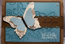 Stampin' Up! Cards / by Chris Austin