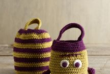 Crochet Purses, Bags, Cases & More / by Charmed By Ewe
