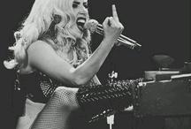 < Lady Gaga > / LADY GAGA / by UNI CORN