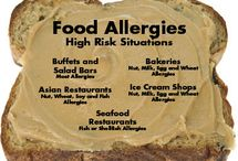 Food Allergy / by Ni-Chern Designs