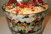 Salads - Cornbread / by Juanita Solley