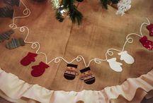 Christmas Tree Skirts / by Cindy B.