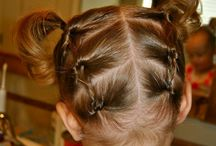 Little Girls' Hair / by ME! ME!