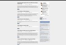 Marla Ahlgrimm Websites / by Marla Ahlgrimm