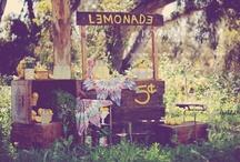 Lemonade/Fire Man Party / by Laine Alves