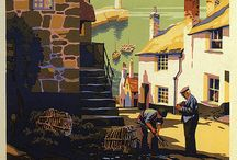 GWR Posters / by BoveyCastle