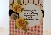 Encouragement / by Inspired by Stamping