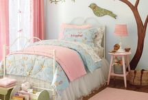 Adalie's Room / Adalie Big Girl Room  / by Tracy Dyer