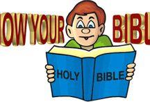 Homeschooling - Bible / by DaLynn McCoy