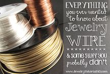 Jewelry making / by Tashina Gillman