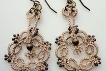 Tatting - Jewelry / by Pauline Tang