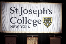 Commencement / Views from around the SJCNY commencement ceremonies and activities.  / by St. Joseph's College, New York