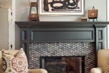 Fireplace Ideas / by Becky Long