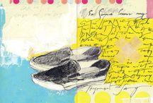 ideas for art class / by Sarah Sparks