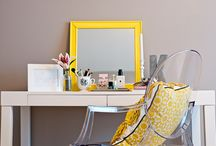 Organization workspaces and closets / by Kristin Croissant