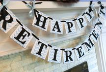 Retirement party for coworker / by Heather Vernon