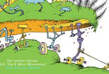 Dr. Seuss / by Sue Bailey