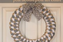 Wreaths / by Cherished Bliss