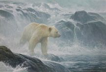 Art by Robert Bateman / by Linda Bell