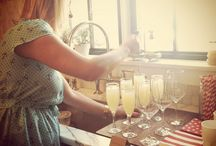 wedding shower/brunches / by Cara Sharpes