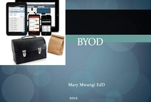 Bring Your Own Device (BYOD) / by Laura Briggs