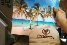 Castaway Gear In The Wild / Do you love the Caribbean, dream about kicking back on the beach and relaxing the day away, then you're a Castaway!  / by RumShopRyan - Caribbean Blog