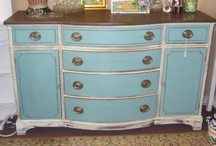 Painted furniture / by Kristi Bean