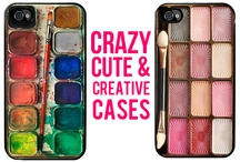 Favorite iPhone Cases / Creative iPhone cases / by girlgeek101
