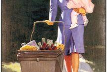 Vintage advertising / by Colleen Kinder