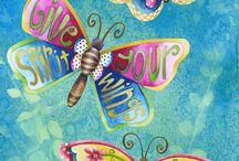 Float like a Butterfly / by Yasmin Geldof