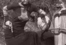 Bonnie Elizabeth Parker Notorious Criminal / by gerald goodson