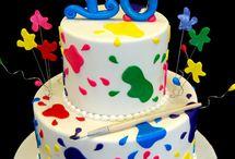 Birthday cakes / by Debra Bates