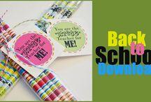 Family- Back to school / by Angela Borukhovich- BonusMomChef