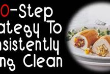 Clean Eating / by Heather Harrison