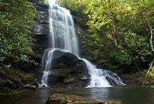 Waterfalls ... my favorite escape / by LeeAnne McDonough