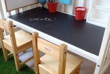 Repurposed furniture / by Stephanie Seretis