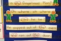 Gingerbread Man - Christmas / by Jennifer Kerr