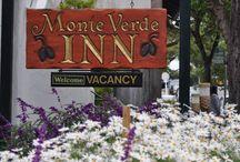 Monte Verde Inn / Casa de Carmel / Two European Style Inn's in the Heart of downtown Carmel - Four blocks from the Beach! / by Monte Verde Inn & Casa de Carmel Hotels